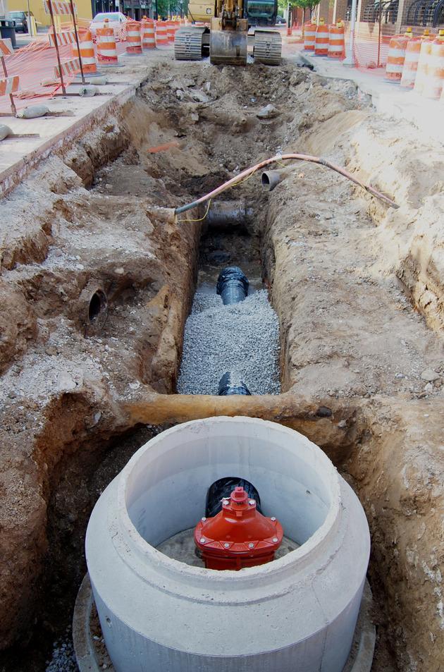 Instalacja wodno kanalizacyjna